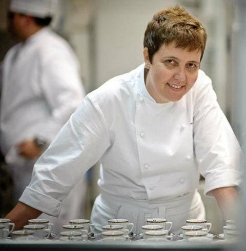 Roberta Sudbrack: chef fechou o restaurante que funcionou, por dez anos, no Jardim Botânico / Foto: reprodução