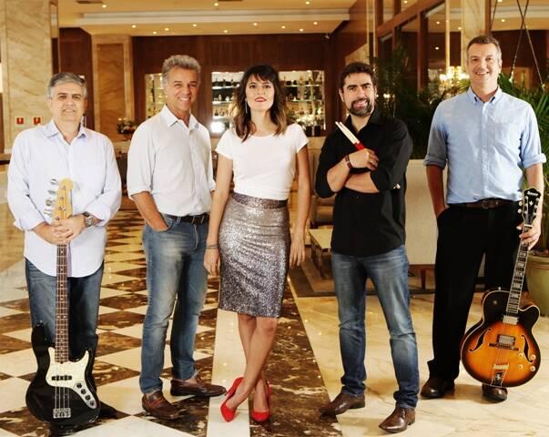 A Banda Conexão Rio, que vai estrear o projeto nesta sexta (13/01) / Foto: divulgação