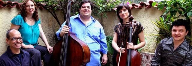 Grupo Corda: mais de uma hora de Piazzolla, dia 3 de fevereiro, na Sala Cecília Meireles / Foto: divulgação