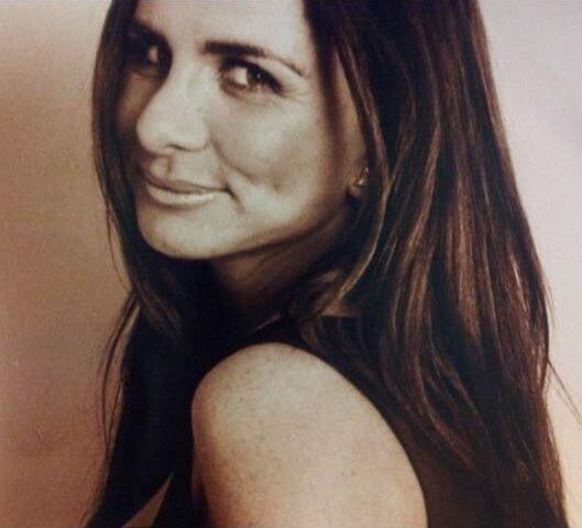 A estilista Pirilena Lacerda: de São Paulo diretamente para dois dias no Copacabana Palace / Foto: divulgação