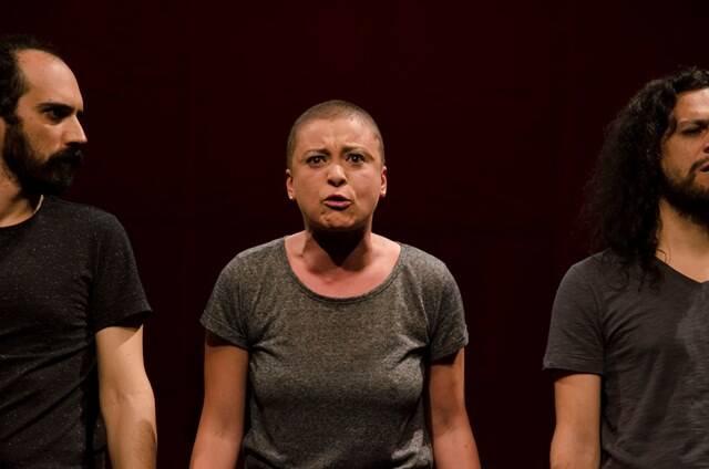 No alto, Abnegação 1; no meio, Abnegação 2; nesta foto, Abnegação 3 / Fotos: Cacá Bernardes, Jennifer Glass e Felipe Stucchi