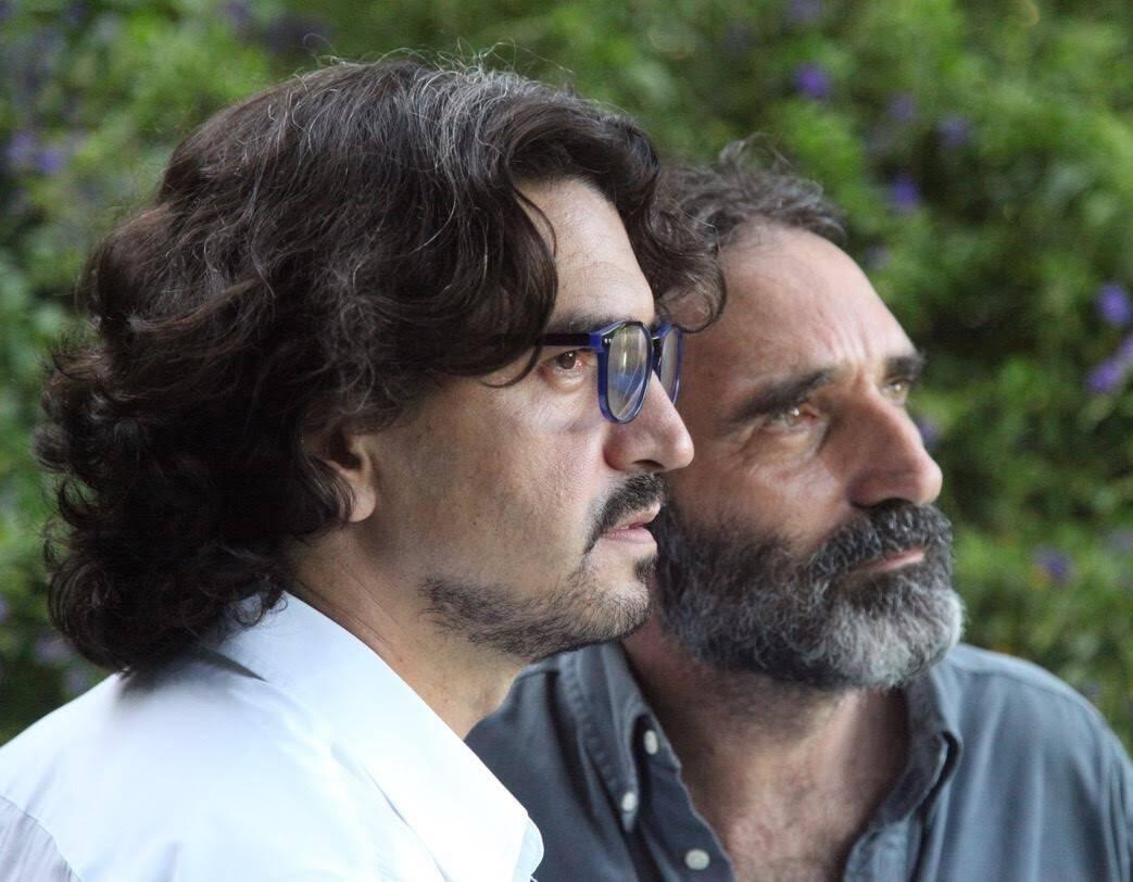 Márcio Castro e Edgar Duvivier: show no Lapa Design Hotel, de Hélio Pellegrino, na Lapa / Foto: divulgação