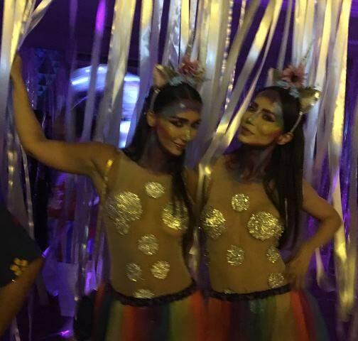 Foliões do Sarongue: criatividade e espontaneidade nas fantasias do baile, que era, até este ano, um dos segredos mais bem guardados do carnaval carioca / Fotos: Lu Lacerda