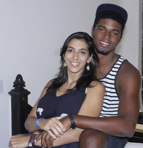 Benedita Casé e João Pedro Januário: casala está grávido do primeiro filho / Foto: Cristina Granato (arquivo Site Lu Lacerda)