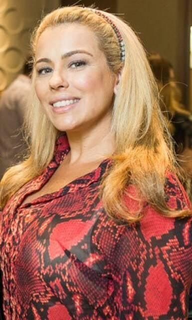 Ariadne Coelho teve um relacionamento de quatro anos, no início da década de 90, com o lobista Jorge Luz, alvo da operação Blackout da Lava-Jato /Foto: José Olímpio (acervo do site Lu Lacerda)