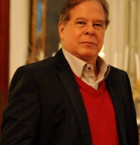 """João Ricardo Moderno: presidente da Academia Brasileira de Filosofia organiza o fórum """"Desafios de uma sociedade em guerra"""" / Foto: reprodução"""