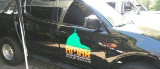 AMAR - Associação dos Moradores do Alto Rebouças: Eike Batista não paga mais pela segurança da rua / Foto: reprodução
