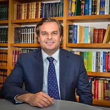 O advogado Ricardo Brajterman: assalto com arma na cabeça em posto do Flamengo / Foto: reprodução