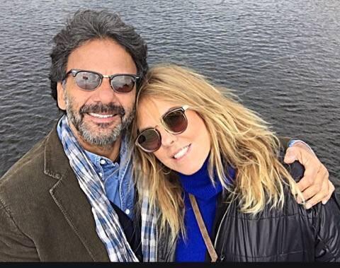 Jorge Pontes e Lilibeth Monteiro de Carvalho: o delegado Federal e a empresária fazem viagem de férias depois de palestra dele em Harvard (Boston) / Foto: reprodução