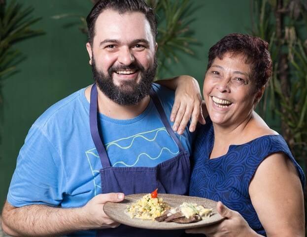 Emerson Pedrosa e Kátia Barbosa / Foto: Eduardo Almeida