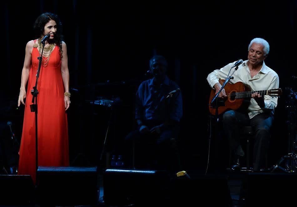 """""""Paulinho da Viola encontra Marisa Monte"""": apresentação lotada em SP - deleite para críticos e plateia / Foto: Francisco Cepeda (AGNews)"""