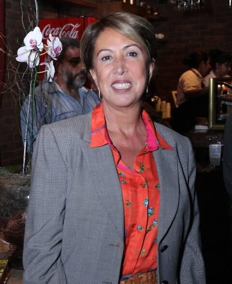 Angela Costa: surpresas de última hora na campanha para a presidência da Associação Comercial do Rio / Foto: Vera Donato (acervo do site Lu Lacerda)