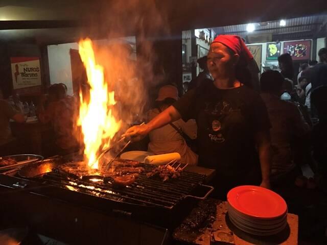 """Nuri Warung: restaurante """"pé limpo"""" em Bali com deliciosas carnes, Dry Martini sensacional e serviço eficiente / Foto: divulgação"""