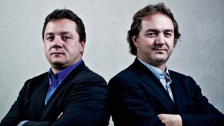 Wesley e Joesley Batista: a jornalista Consuelo Dieguez está escrevendo um livro sobre a vida dos irmaõs / Foto: IG