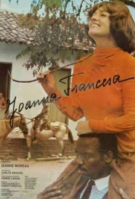 Jeanne Moreau: lembranças que ficam do filme 'Joanna Francesa' | Lu Lacerda  | iG
