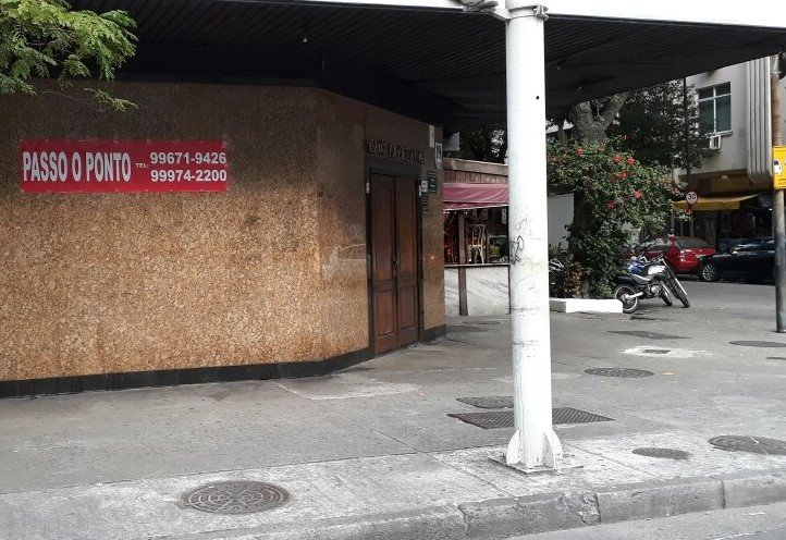 Cicciolina: inferninho mais famoso de Copacabana vai fechar as portas - isso é sacanagem! / Foto: amigo da coluna
