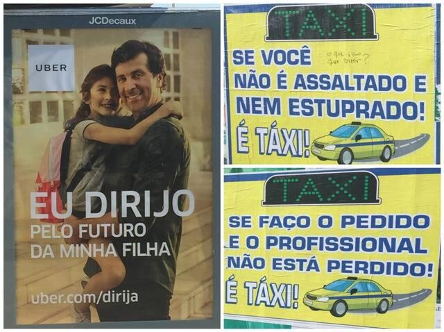 Uber x Taxi:
