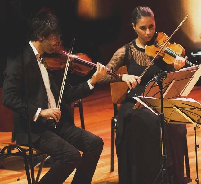 Felipe Prazeres e Priscila
