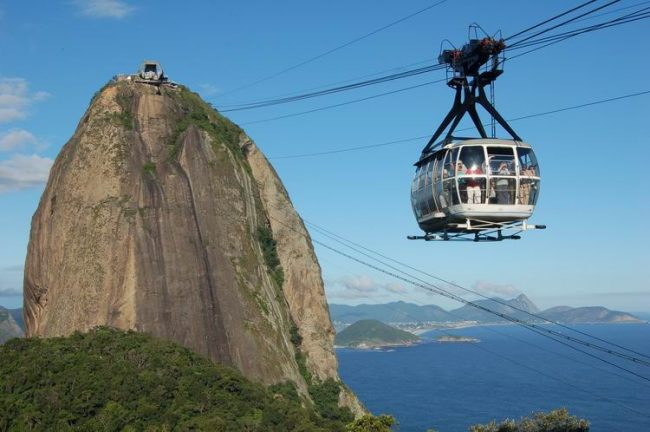 """Rio de Janeiro: cidade concorre a quatro prêmios do """"Oscar"""" do turismo /Foto: Divulgação"""