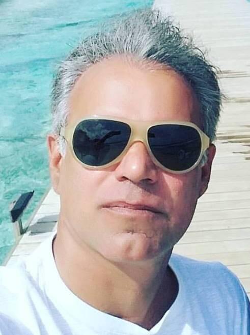 """Duda Tedesco: empresário foi assaltado por bandidos armados na Gávea. """"Rio está sinistro, não tem mais a mínima condição de sobrevivência"""", diz ele / Foto: reprodução redes sociais"""