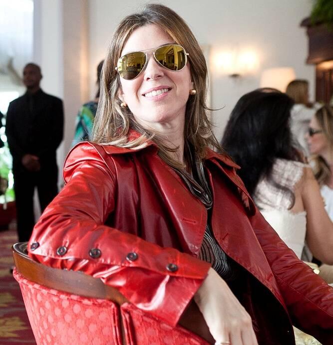 Bete Floris - empresária está quase uma profissional /Foto: Bruno Ryfer