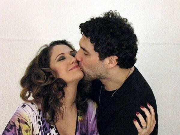 Maria Rita e Davi Moraes - casal faz dueto em novo álbum de Davi /Foto: Divulgação