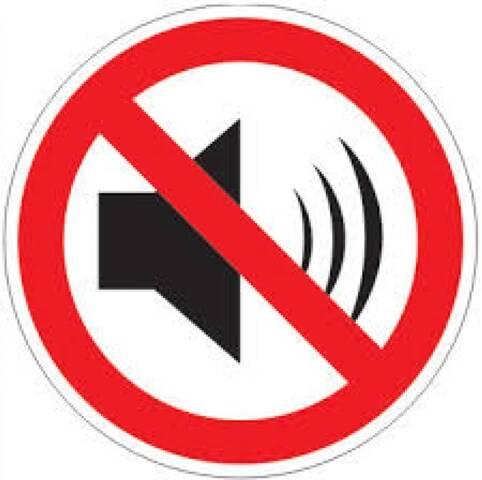 Som alto: fiscalização e multa serão aplicadas pela guarda municipal /Foto: Reprodução