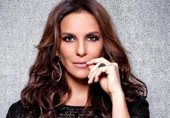 Ivete Sangalo: cantora concorre a prêmio de 'melhor show' /Foto: Divulgação