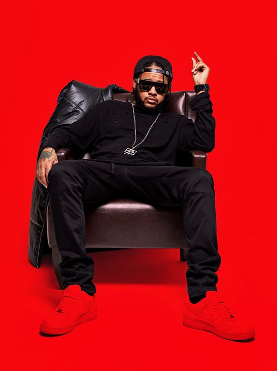 Emicida: rapper anuncia Cetano Veloso e Pitty em novo DVD /Foto: Daryan Dorneles
