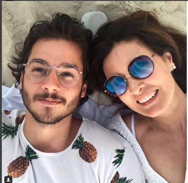 Fátima Bernardes e Túlio Gadêlha: apresentadora faz declaração de recomeço em redes sociais /Foto: Reprodução Instagram