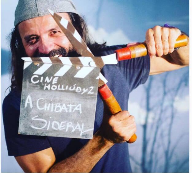 """Halder Gomes: diretor anuncia em suas redes sociais que """"Cine Holliúdy 2"""" está finalizado /Foto: Reprodução Instagram"""