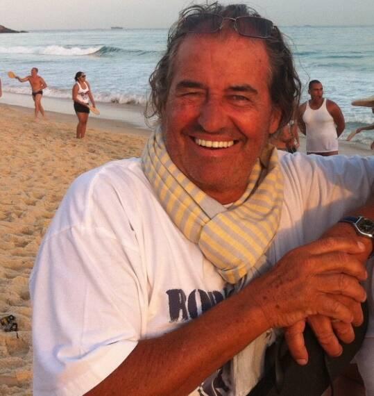 Joel Molineux: são 450 peças em leilão do francês mais carioca de todos /Foto: Reprodução