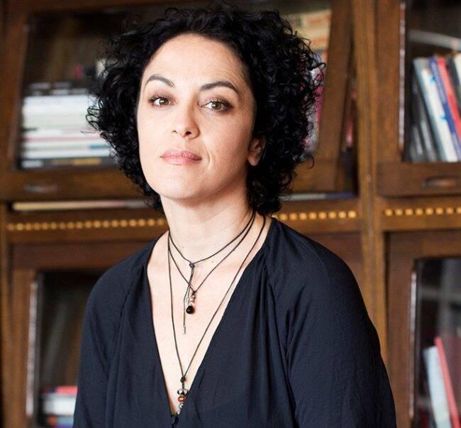 Márcia Tiburi: filósofa convida para primeiro evento do #partidA no Rio /Foto: Divulgação