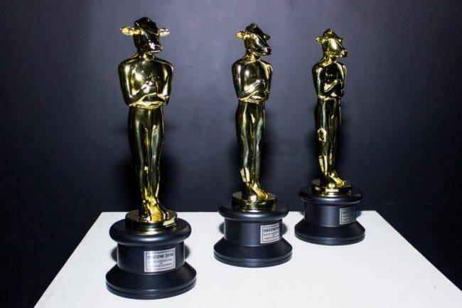 """""""Oscow"""": o 'Oscar' da VII Mostra Internacional de Cinema pelos Animais /Foto: Reprodução"""