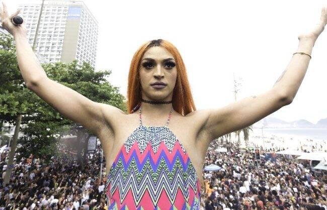 Parada LGBTI: Daniela Mercury, Preta Gil e Pabllo Vittar /Fotos: Fred Pontes