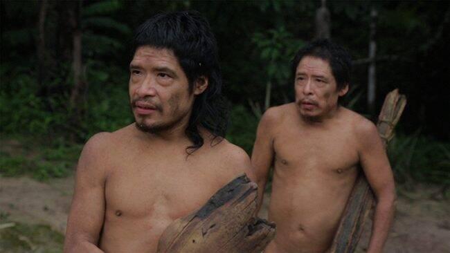 """""""Piripkurra"""": os índios Tyku e Mondé-i vivem isolados em terra indígena no Mato Grosso /Foto: Divulgação"""