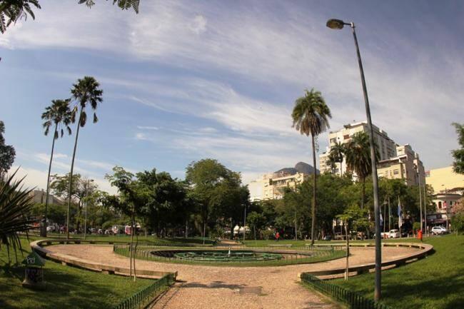 Praça Santos Dumont: local será um dos pontos do evento /Foto: Reprodução
