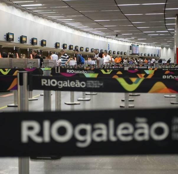 RIOgaleão: concessionária foi autorizada pela Prefeitura a investir R$ 1 milhão em projetos socioculturais /Foto: Reprodução
