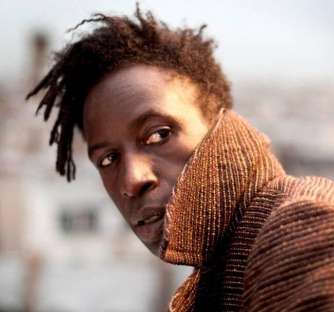 Flup: o rapper americano Saul Williams é uma das atrações do festival /Foto: Reprodução