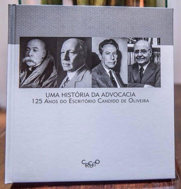 Tradicional escritório de advocacia carioca lança livro comemorando 125 anos de atividade /Foto: Divulgação