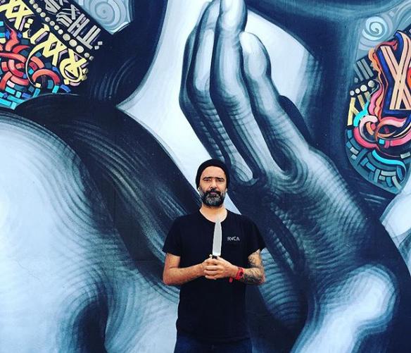 Marcos Bocayuva: comentarista do SporTV cria conceito 'surf food' no Rio /Foto: reprodução do Instagram