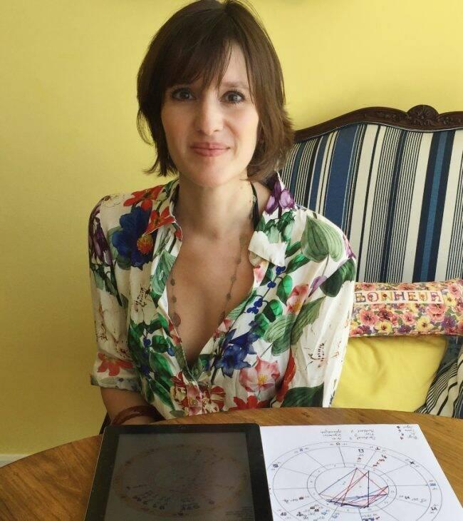 Constança Basto: empresária de moda carioca muda de profissão e se torna astróloga /Foto: Arquivo Pessoal