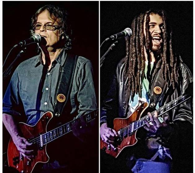 """Dadi e Chico Brown: músicos foram convidados de Pedro Baby em projeto """"JAM.PB"""" /Foto: Reprodução Instagram"""