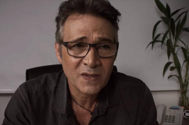 """Nelson Cardoso numa das cenas de """"B.O"""" (Baixo Orçamento) /Foto: Reprodução YouTube"""