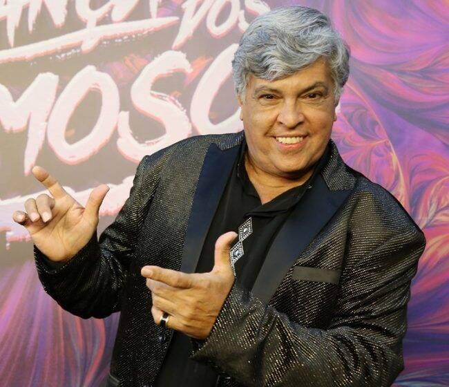 Sidney Magal: cantor será uma das atrações do camarote da Grande Rio /Foto: GShow