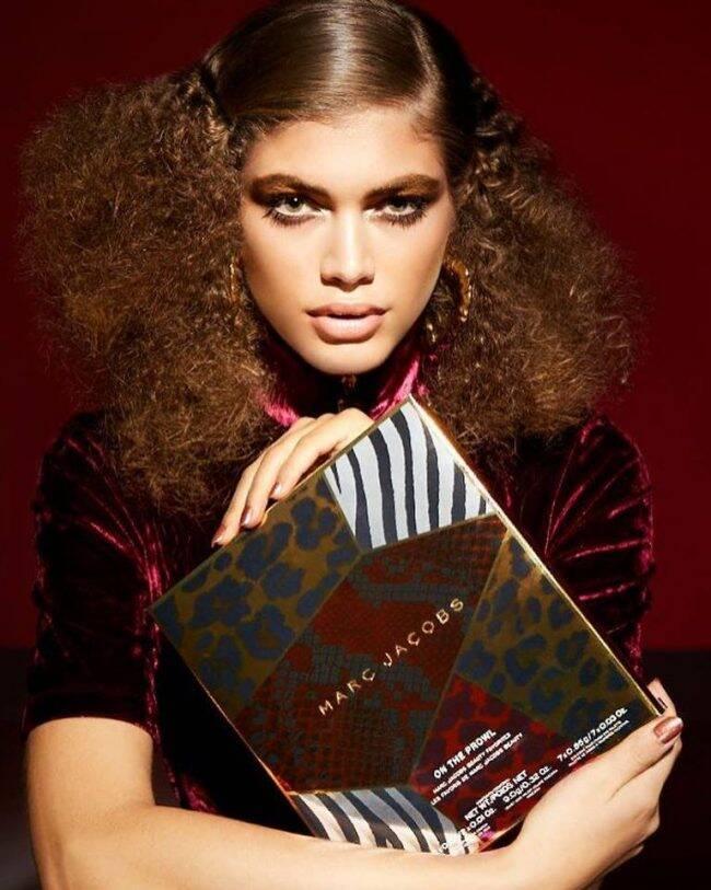 Valentina Sampaio: top trans é o rosto da Marc Jacobs /Foto: Divulgação