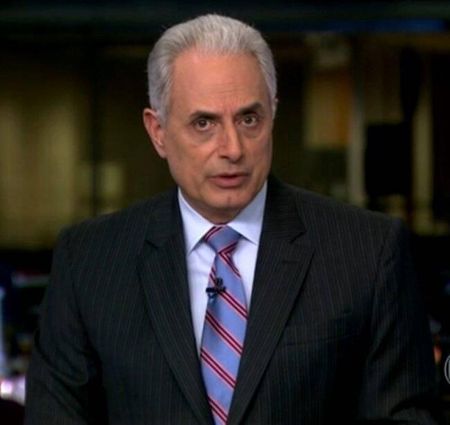 William Waack: apresentador do Jornal das Dez encerra contrato com a TV Globo /Foto: Reprodução TV Globo