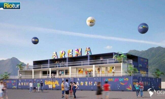 Arena do Samba: projeto de R$ 3,3 milhões será transferido para julho /Foto: Divulgação