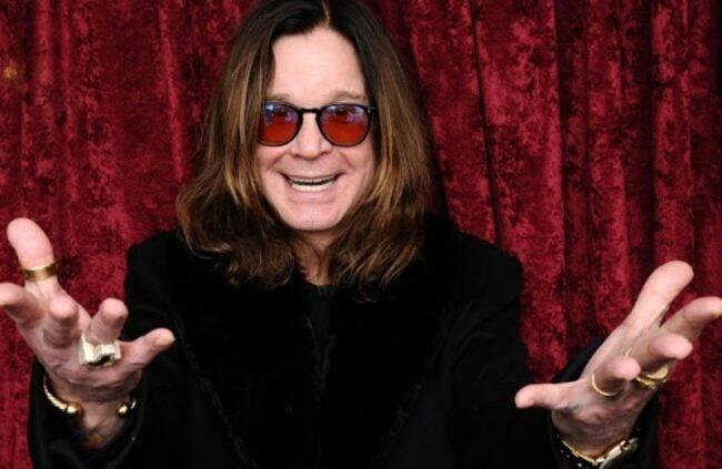 Ozzy Osbourne: show do cantor no Rio mudou de lugar com menor capacidade /Foto: Divulgação