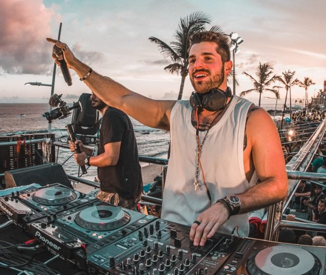 Alok: DJ doa cachê para ONG em Salvador /Foto: Divulgação